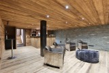 Chamonix Luxury Rental Chalet Coroudin Bar