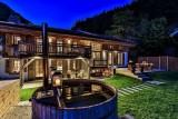 Chamonix Luxury Rental Chalet Coroudin Exterior 3