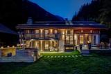 Chamonix Luxury Rental Chalet Coroudin Exterior