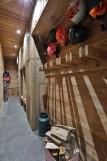 Chamonix Luxury Rental Chalet Coroudin Ski Room
