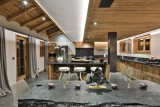 Chamonix Luxury Rental Chalet Coroudin Dining Area 2