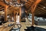 Chamonix Luxury Rental Chalet Coroudin Living Area 4