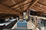 Chamonix Luxury Rental Chalet Coroudin Living Area 6
