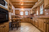 Chamonix Luxury Rental Chalet Corundite Kitchen