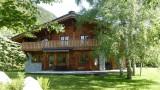 Chamonix Luxury Rental Chalet Corundite Garden
