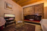 Chamonix Luxury Rental Chalet Corundite Television
