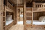 Chamonix Luxury Rental Chalet Courose Bedroom