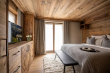 Chamonix Luxury Rental Chalet Courose Bedroom 4