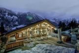 Chamonix Luxury Rental Chalet Courose Outdoor