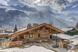 Chamonix Luxury Rental Chalet Courose Terrace 3