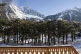 Chamonix Location Chalet Luxe Cristolite Extérieur