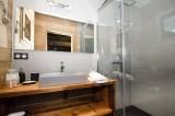 Chamonix Luxury Rental Chalet Cristy Shower Room