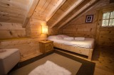 Chamonix Location Chalet Luxe Crossite Chambre