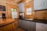 Chamonix Luxury Rental Chalet Crossite Kitchen