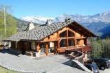 Chamonix Location Chalet Luxe Palambri Extérieur