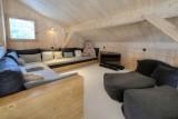 Chamonix Location Chalet Luxe Palambri Salon1