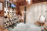 Chamonix Location Chalet Luxe Palandro Sèche Chaussures