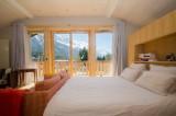 Chamonix Location Chalet Luxe Silène Chambre