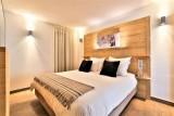 Chamonix Mont Blanc Location Chalet Luxe Paradamate Chambre