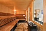 Chamonix Mont Blanc Location Chalet Luxe Paradamate Sauna