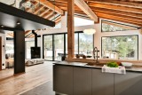 Chamonix Mont Blanc Rental Chalet Luxury Paradamete Living Room