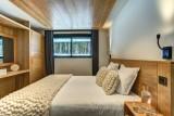 Chamonix Mont Blanc Location Chalet Luxe Paradamote Chambre 2