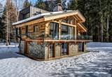 Chamonix Mont Blanc Location Chalet Luxe Paradamote Extérieur