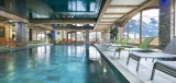Châtel Rental Apartment Luxury Cubanite Swimming Pool