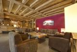 Châtel Rental Apartment Luxury  Curetonite Duplex Reception 1