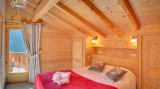 Chatel Luxury Rental Chalet Chadwickite Bedroom 2