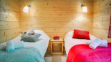Chatel Luxury Rental Chalet Chadwickite Bedroom 3