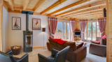 Chatel Luxury Rental Chalet Chadwickite Living Area 3