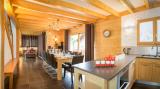 Chatel Luxury Rental Chalet Chalcantite Kitchen