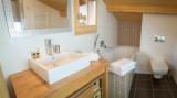 Chatel Luxury Rental Chalet Chalcantite Bathroom