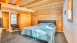 Chatel Luxury Rental Chalet Chalcora Bedroom 6