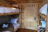 Chatel Location Chalet Luxe Chalcori Chambre
