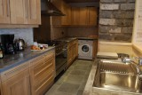 Chatel Luxury Rental Chalet Chalcori Kitchen