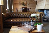 Chatel Luxury Rental Chalet Chalcori Living Area 2