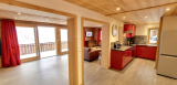 Chatel Location Chalet Luxe Chalcoru Cuisine 2