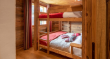 Chatel Luxury Rental Chalet Chambera Bedroom 6