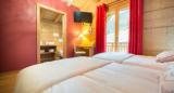 Chatel Luxury Rental Chalet Chambero Bedroom 2