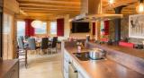 Chatel Luxury Rental Chalet Chambero Kitchen