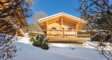 Chatel Luxury Rental Chalet Chambero Exterior 2