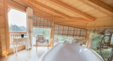 Chatel Luxury Rental Chalet Chambero Bathroom