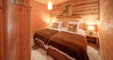Chatel Luxury Rental Chalet Chapa Bedroom 4