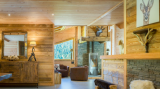 Chatel Luxury Rental Chalet Chapa Living Area 2