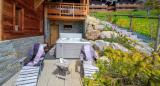 Chatel Luxury Rental Chalet Chapa Terrace 2