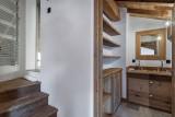 Courchevel 1300 Location Appartement Luxe Tilanche Salle De Bain 3