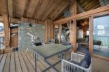 Courchevel 1300 Location Appartement Luxe Tilante Terrasse