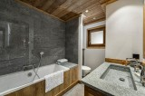Courchevel 1300 Luxury Rental Appartment Tilate Bathroom
